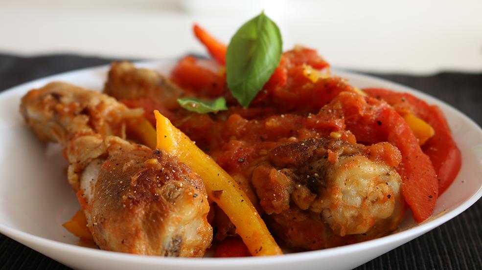 Pollo alla Romana