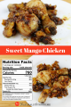 Sweet Mango Chicken