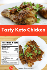 Tasty Keto Chicken
