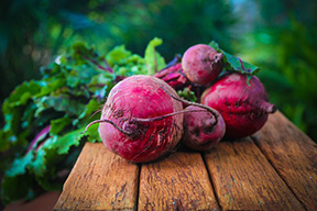 Beetroots source of nitrates