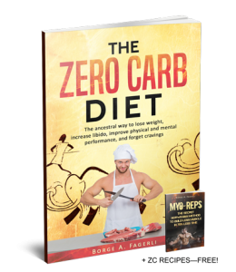 Zero Carb Diet for Bodybuilding